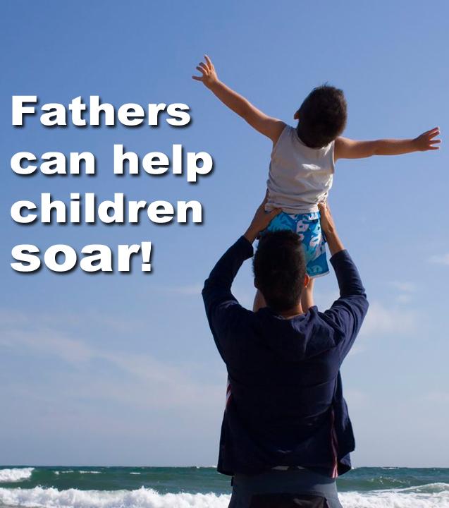 FathersHelpChildrenSoar-web
